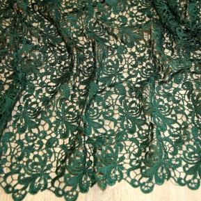 Bottle Green Lace