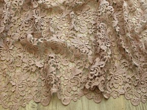 Dusty Rose Lace