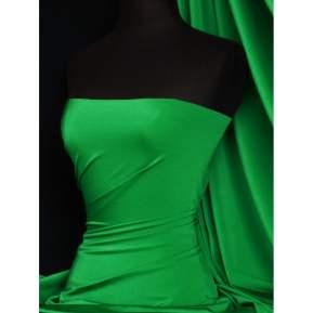 Emerald Green Sheen Lycra