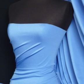 Light Blue Sheen Lycra