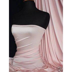 Light Pink Sheen Lycra