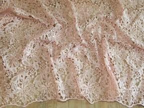 Blush Pink Lace