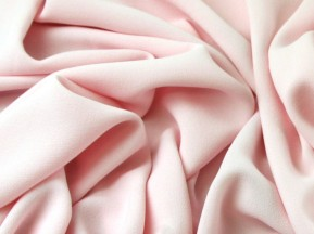 Powder Pink Crepe